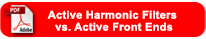 Active Harmonic Filters vs Active Front Ends PDF